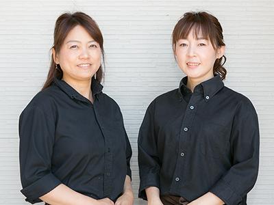 直営店舗・スタッフ